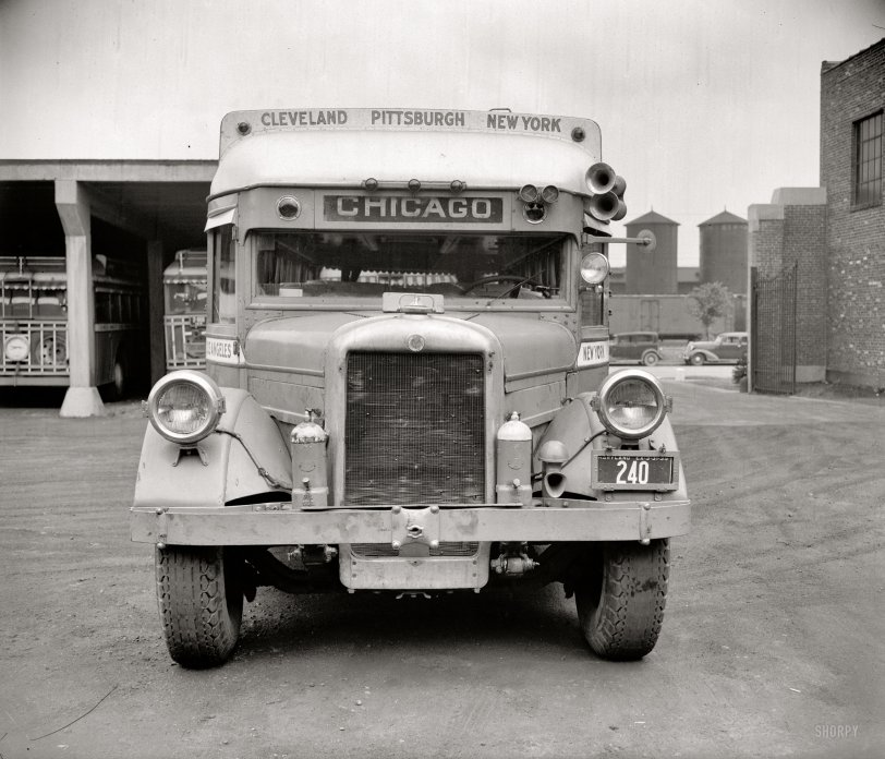 Chi-Town Bus: 1938