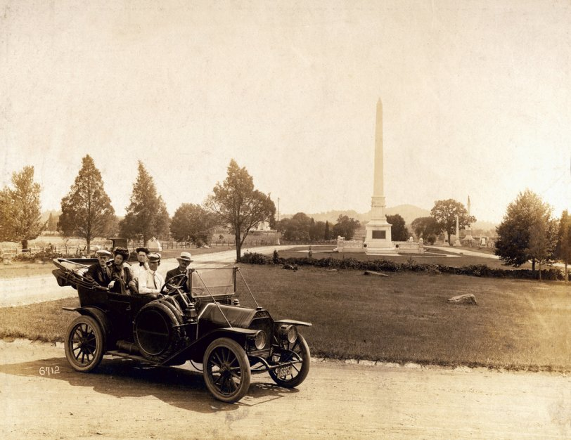 Gettysburg, PA 1910