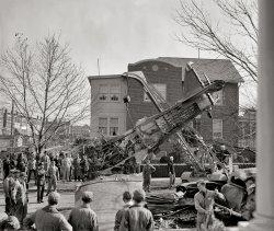 Plane Crash: 1938