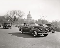 Batista en Washington: 1938