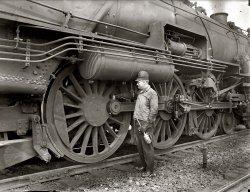 The Squeaky Wheel: 1924