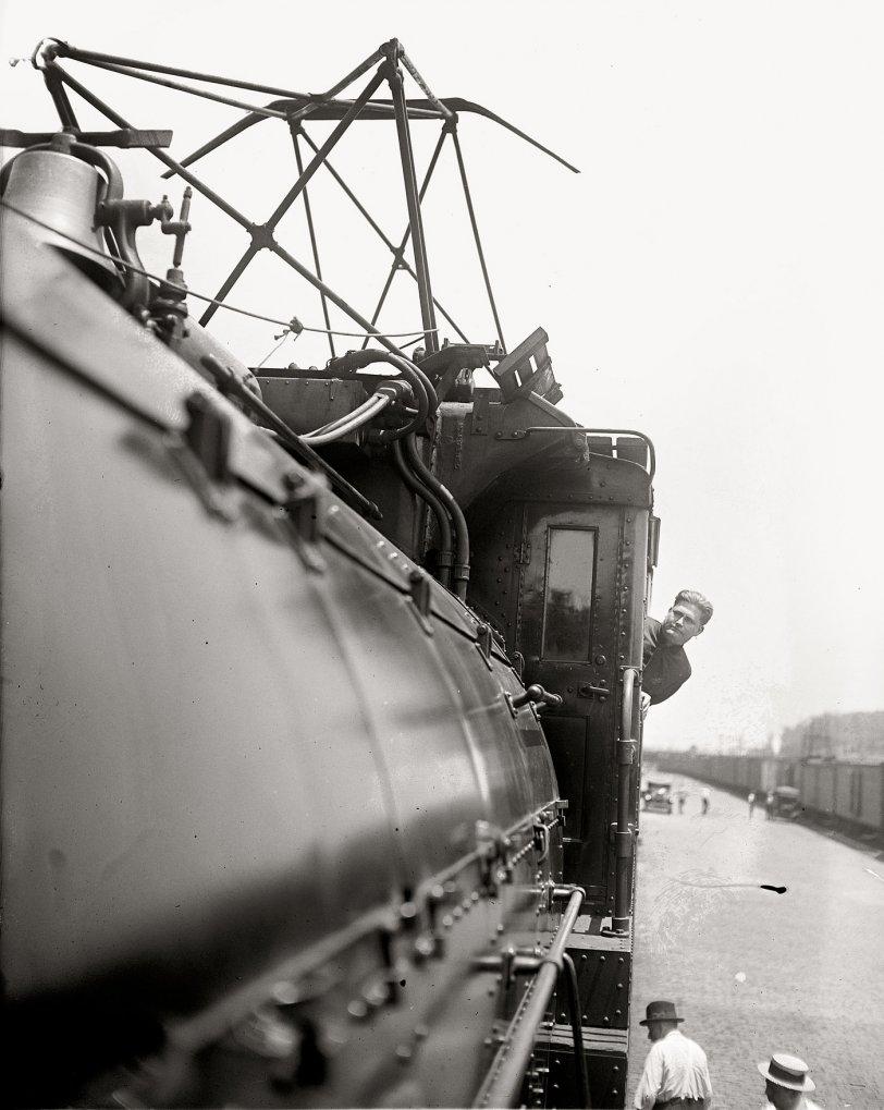 Railfan: 1924
