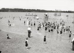 Basin Ball: 1924