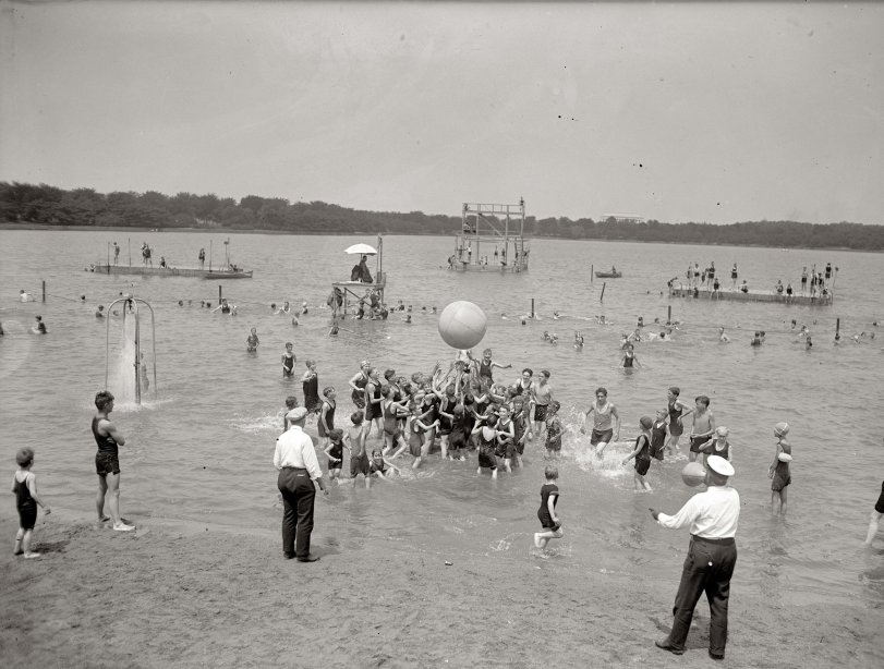 Frolic on the Potomac: 1924