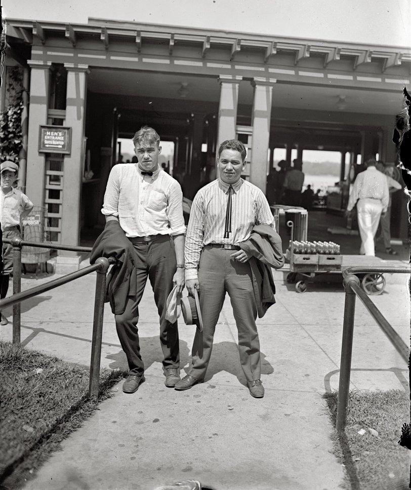 Warren Kealoha: 1924