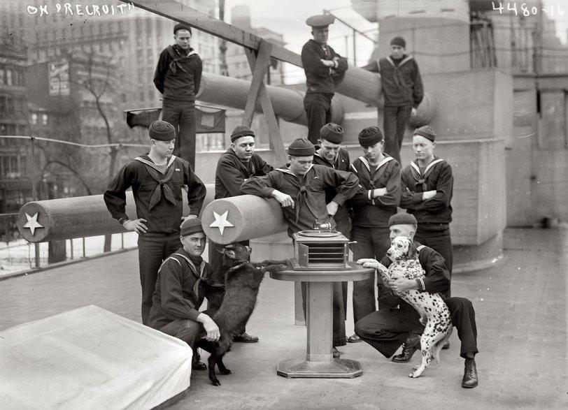More Mascots: 1917