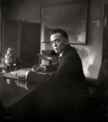 J. Edgar Hoover: 1924