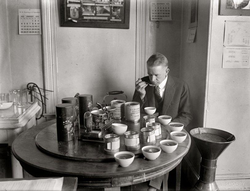 Tea Time: 1925