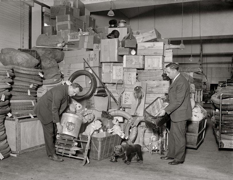 Dead Letter Office: 1925