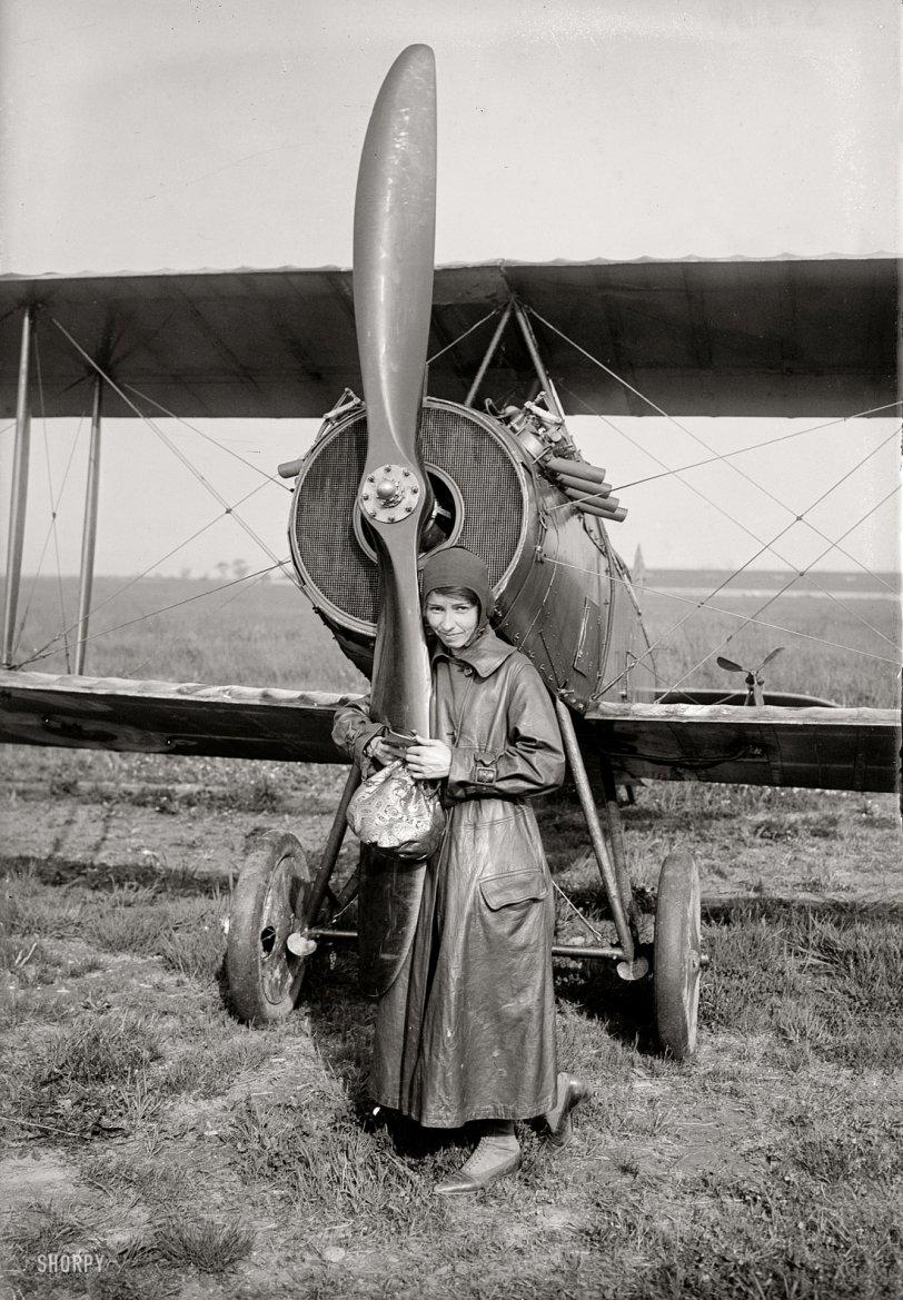 Propellerhead: 1918