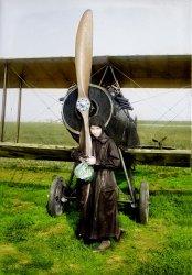 Propellerhead (Colorized): 1918