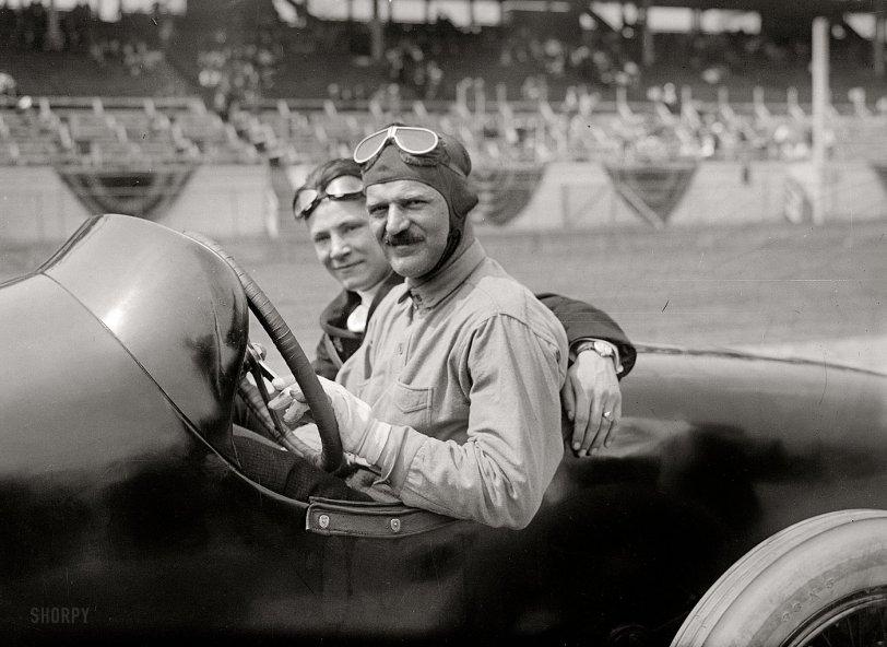 Louis Chevrolet: 1918
