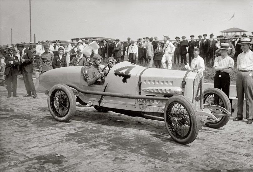 Ralph DePalma: 1918