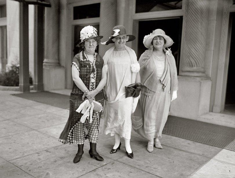 Fashionistas: 1925