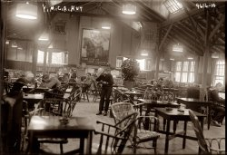 Eagle Hut: 1918