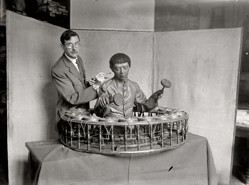 A Different Drummer: 1925