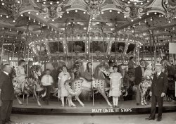 Wait Until It Stops: 1925