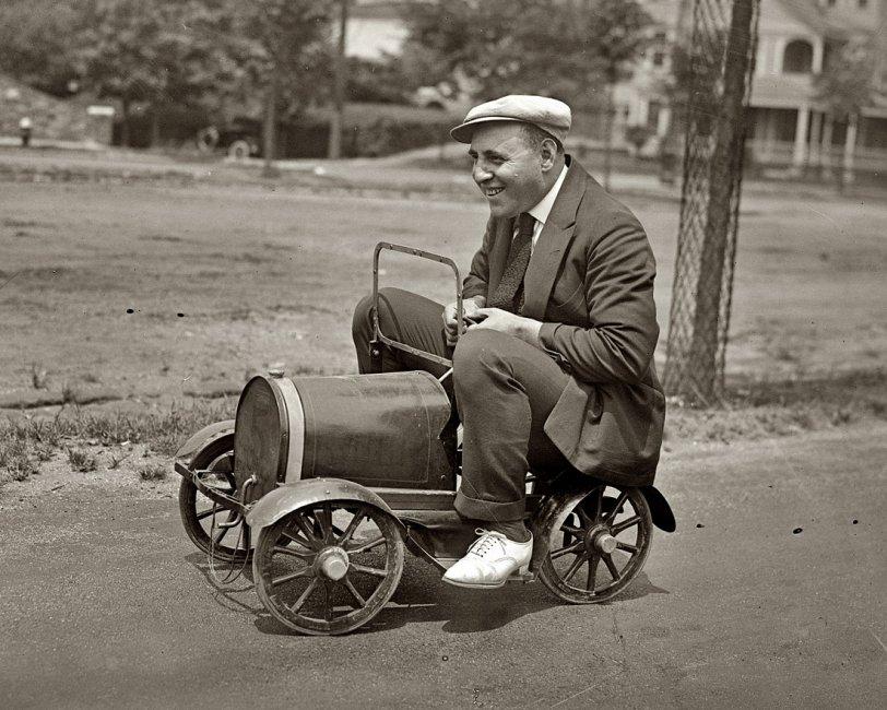 Arthur Fields: 1920