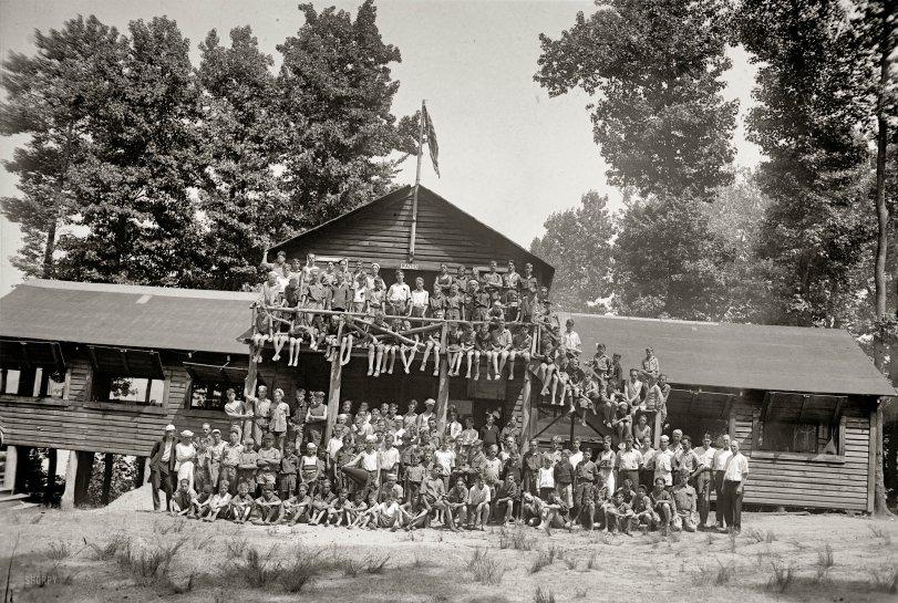 Group Shot: 1925