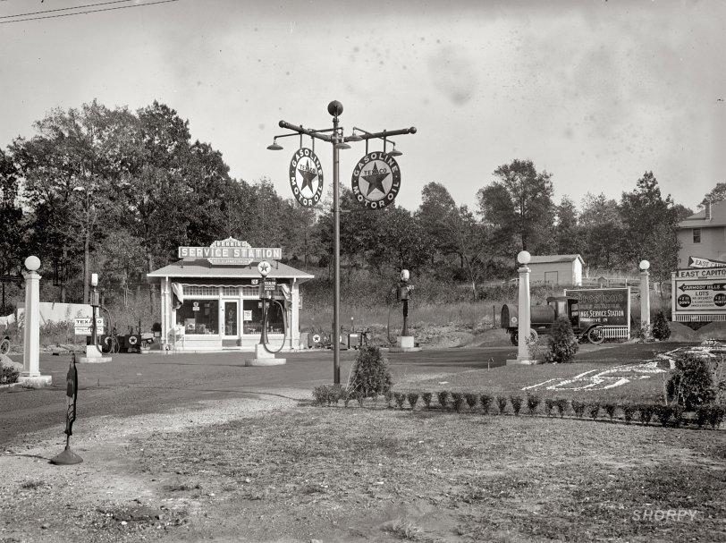Texalene Benzol Blend: 1925