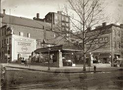 Minute Service Station: 1925