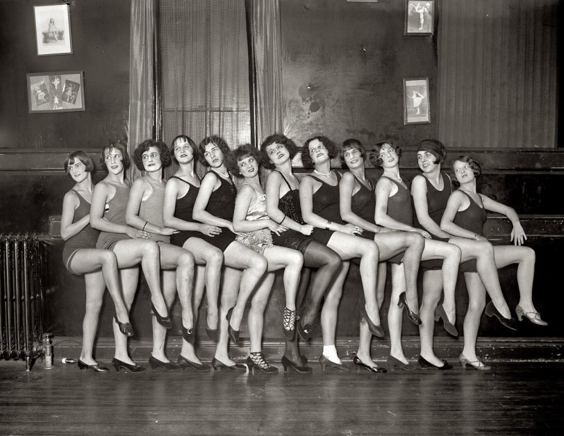 Guys and Dolls: 1925