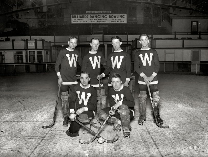 Arcade Hockey Club: 1926