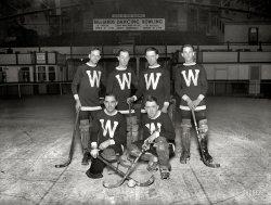 Arcade Hockey Club: 1926