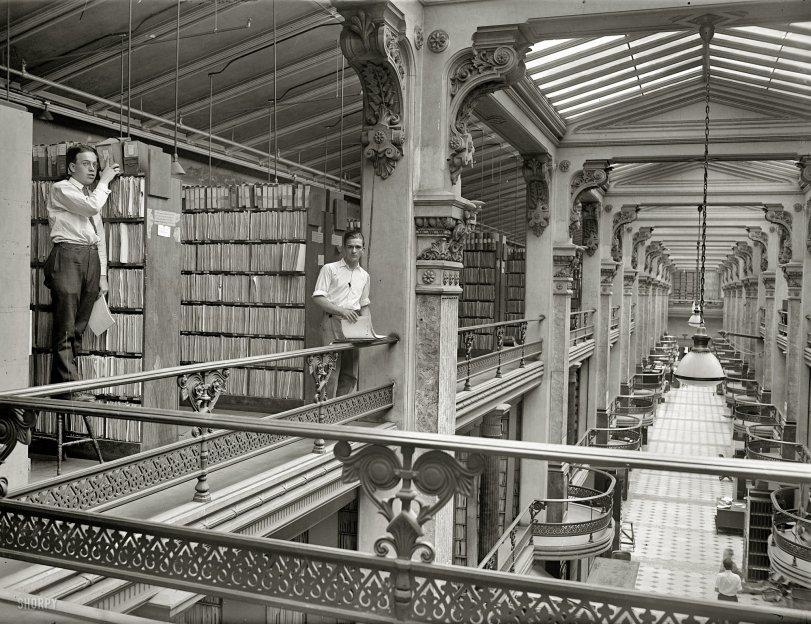 Clerks: 1925