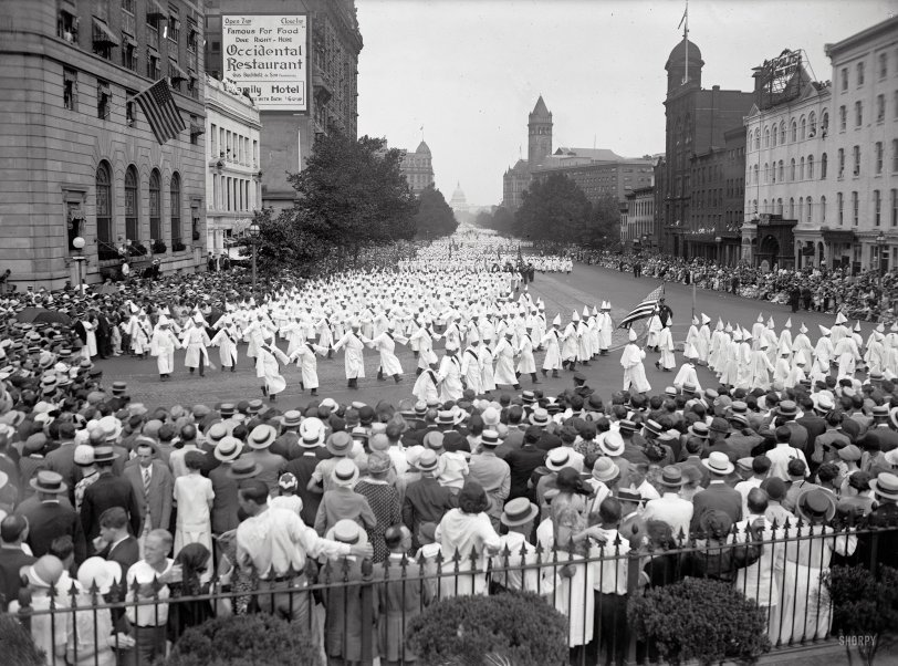 March on Washington: 1925