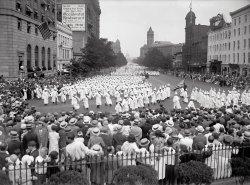 March on Washington: 1925