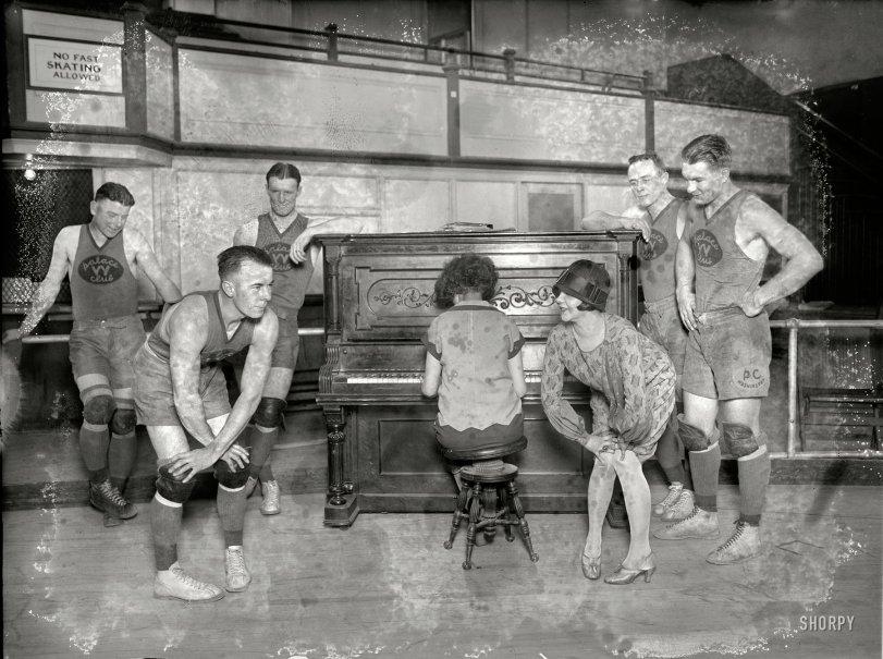 Dancing Dribblers: 1926
