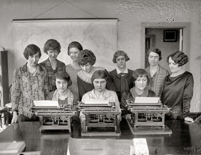 Tap Contest: 1926