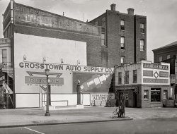 Crosstown Auto Supply: 1927