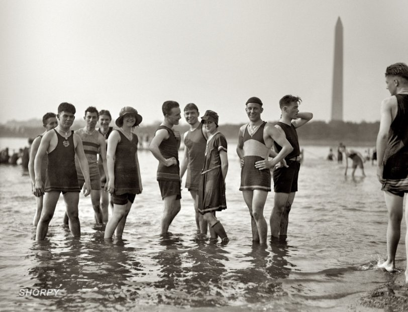 When We Were Young: 1922