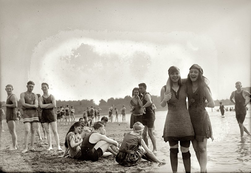 The Good Old Summertime: 1923
