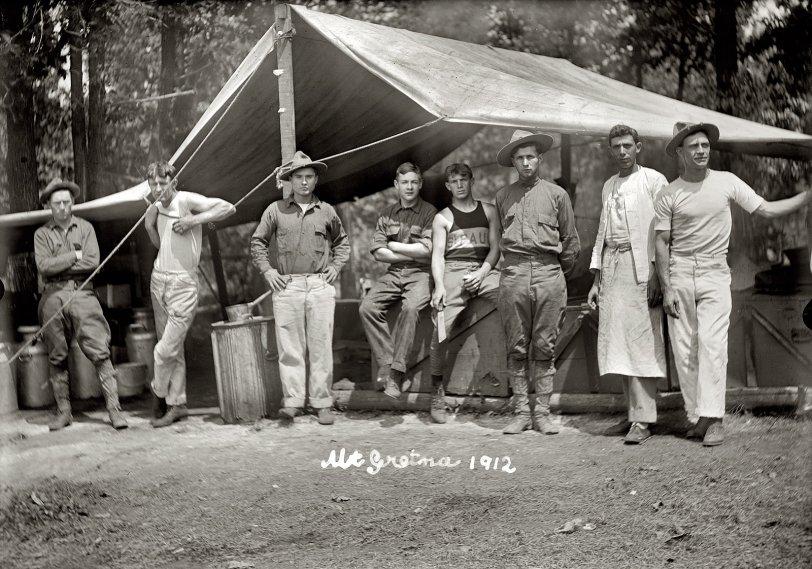 Guard Camp: 1912