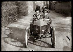 Gasoline Alley: 1912
