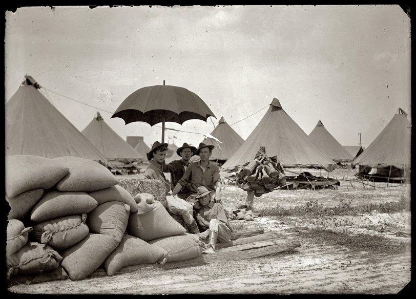 Mount Gretna: 1912