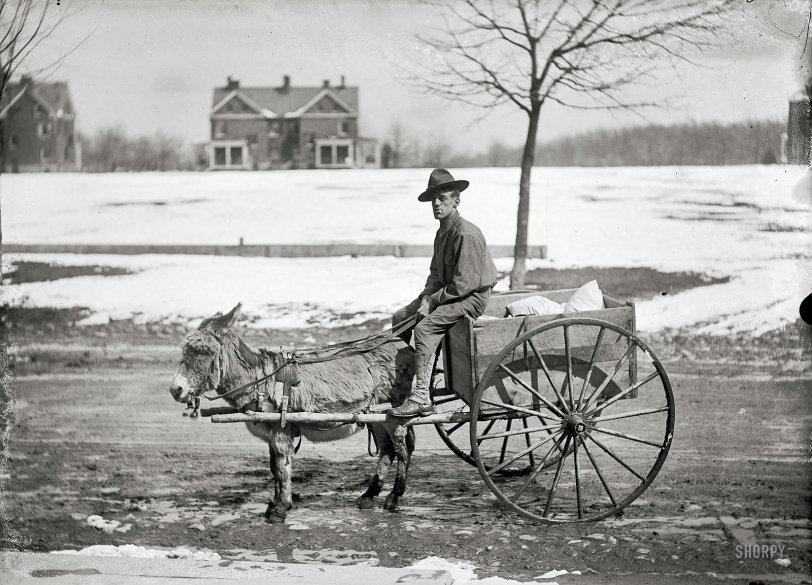 Burro Drawer: 1912