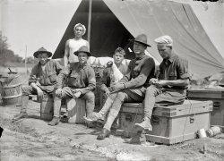 Camp Life: 1913