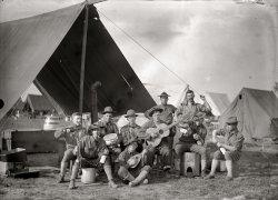 At Ease: 1914