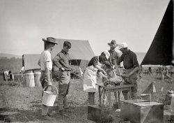 One Bucket, to Go: 1918