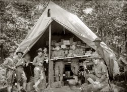 Happy Campers: 1914