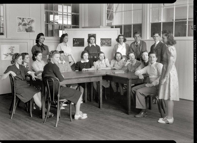 Class Report: 1940