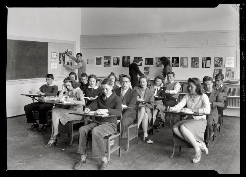 Class Portrait: 1940