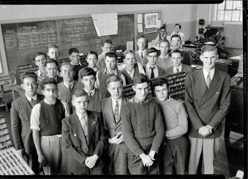 School Paper: 1941