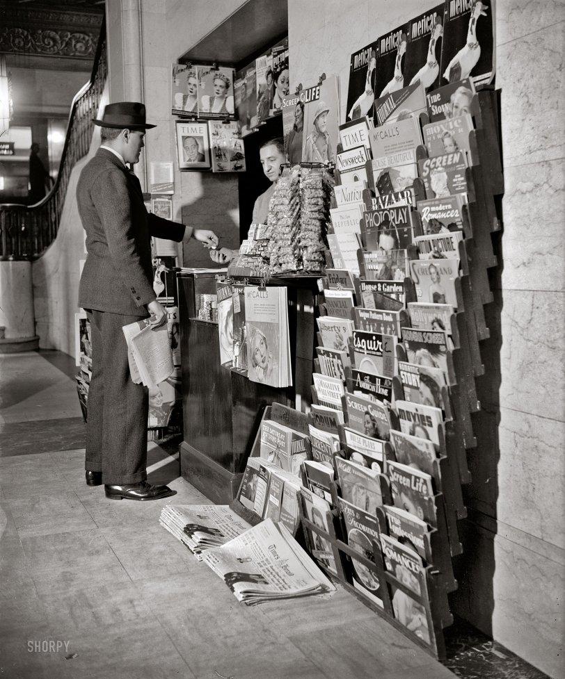 Zines: 1940
