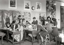 The Young Artists: 1939
