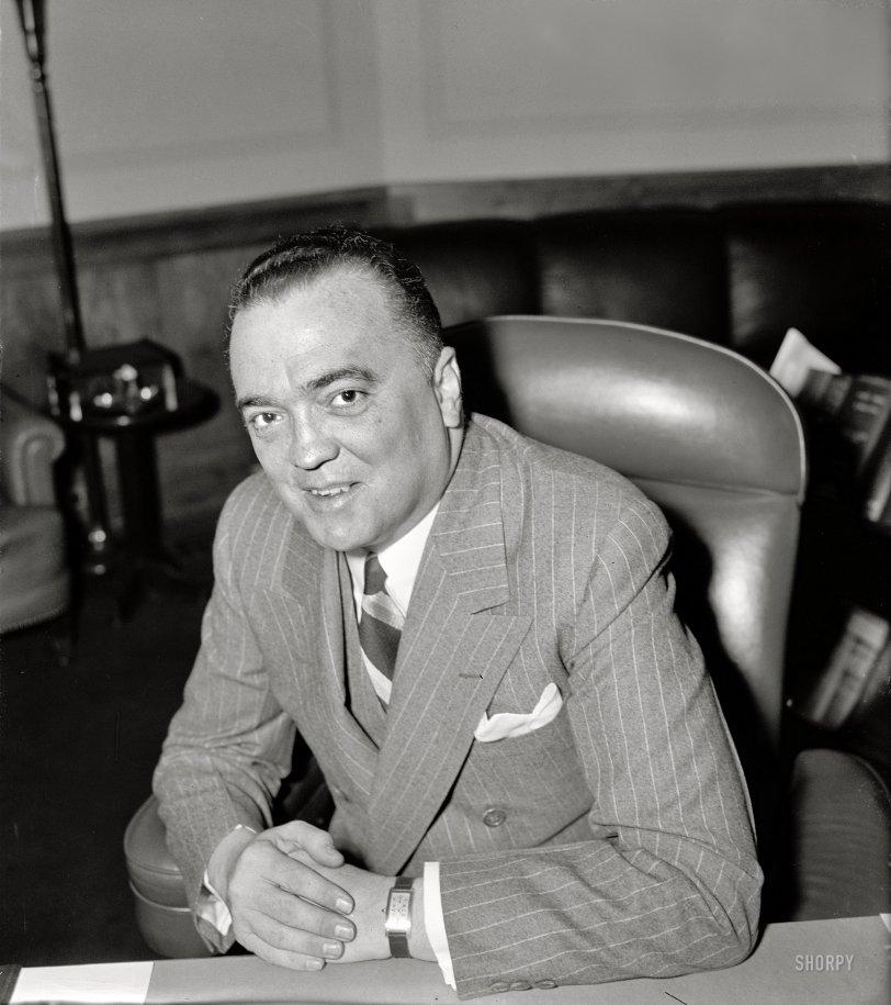 G-Man: 1940